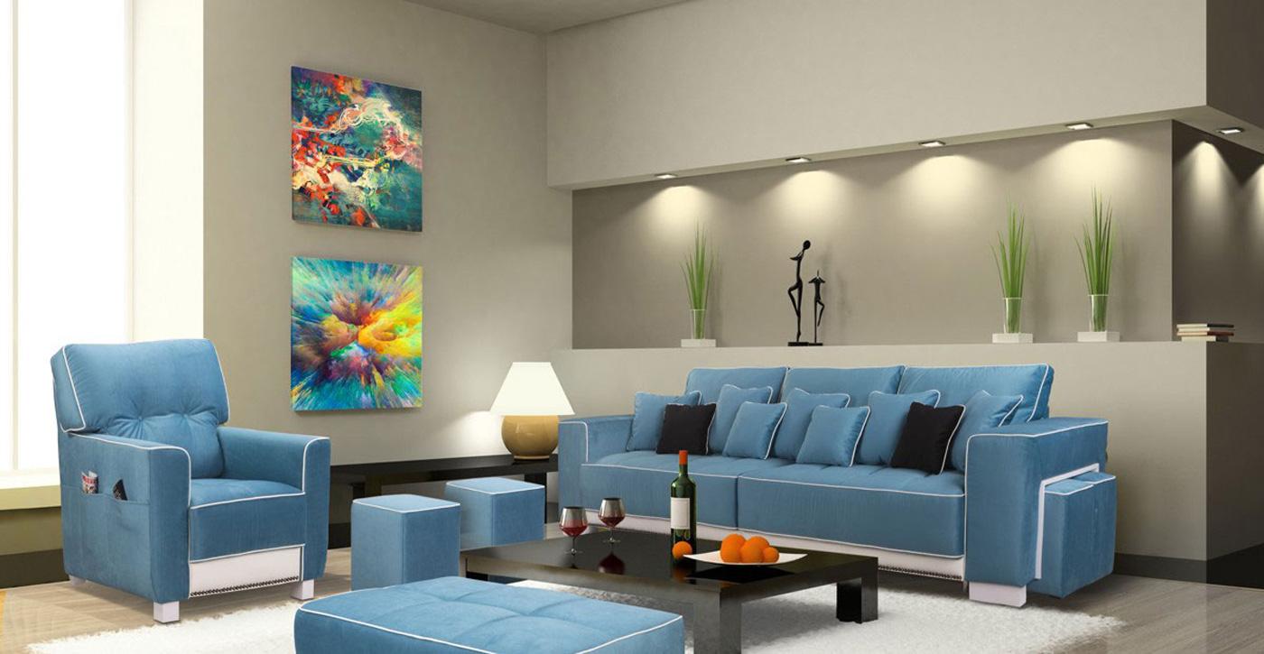 Sofa Luxor Mega